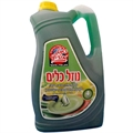 Lemon dishwashing liquid 4 liters - particularly cost-effective Packaging