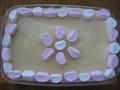 עוגת בסקוויטים וקרם וניל