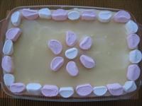 עוגת בסקוויטים וגבינה ללא אפייה