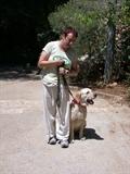 מאלפת הכלבים: שרון אוריאל