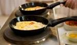 עם מה עדיף לטגן הביצה?
