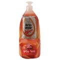 Orange-scented dishwashing liquid